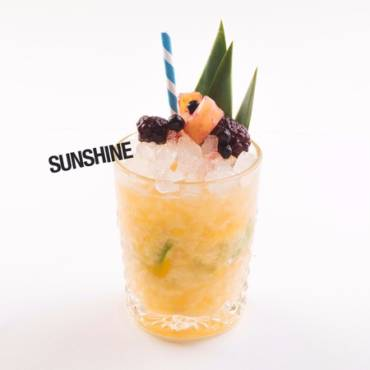 Sunshine Cocktail