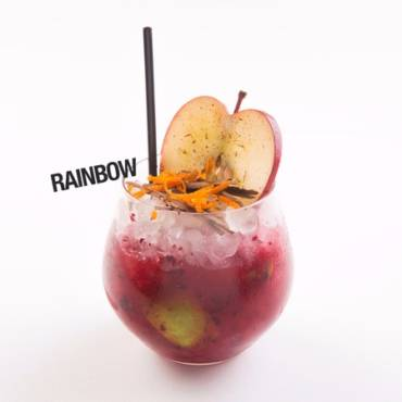 Rainbow Cocktail